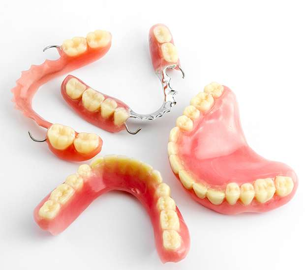 Boca Raton What Do I Do If I Damage My Dentures?